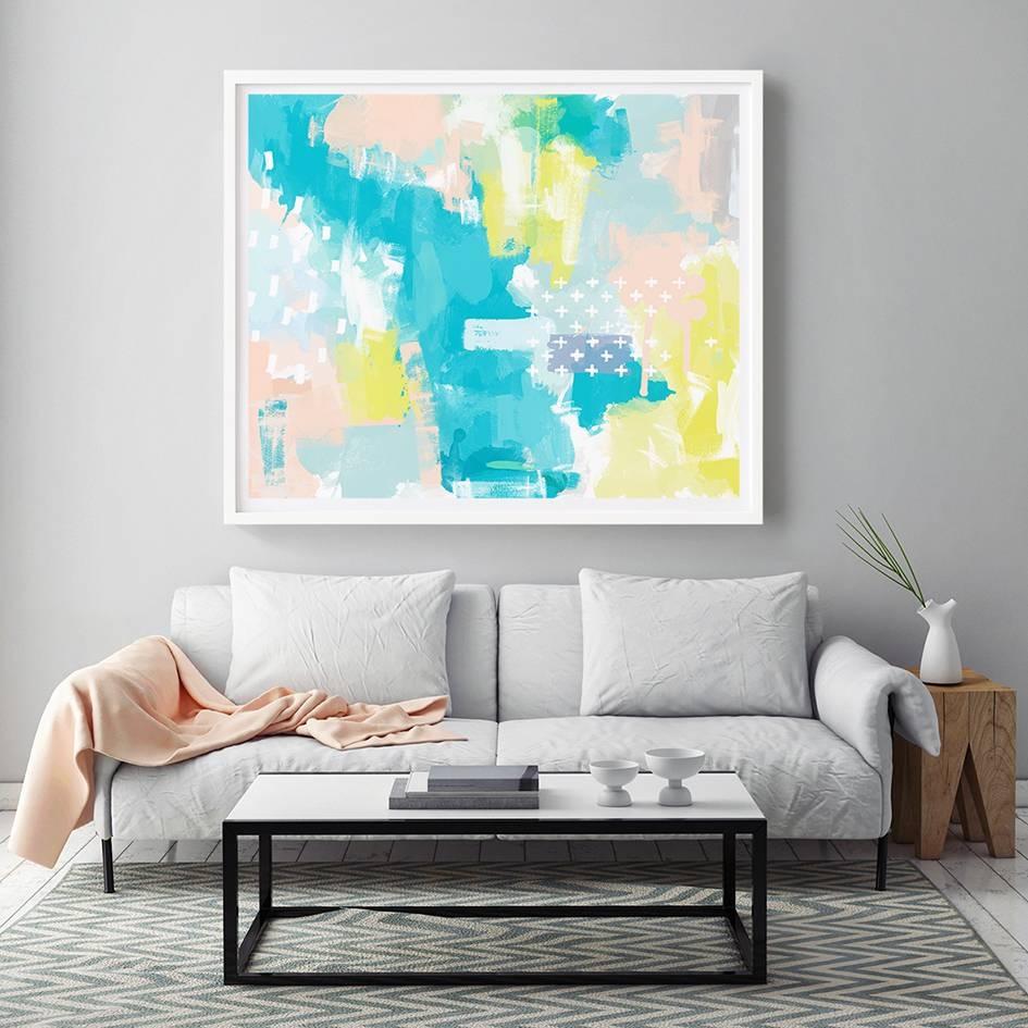 2019 popular cheap wall canvas art. Black Bedroom Furniture Sets. Home Design Ideas