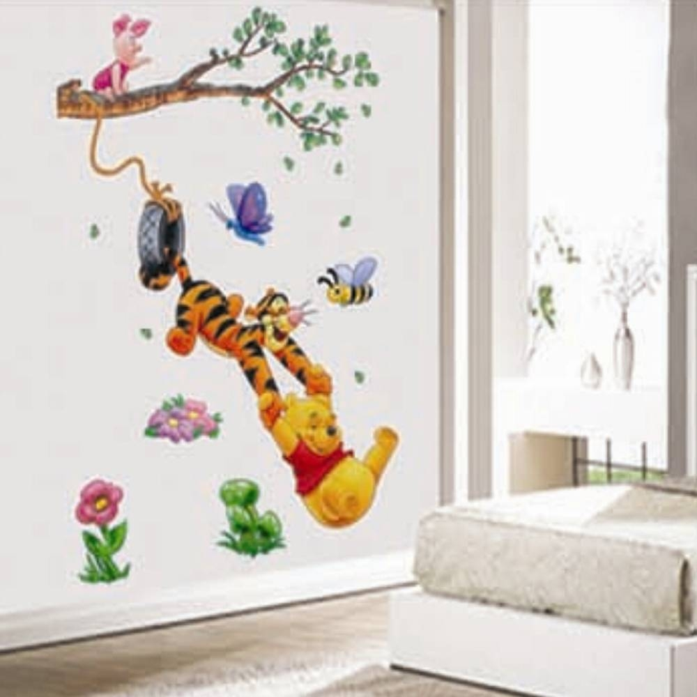 Cheap Wall Stickers | Roselawnlutheran Inside 2017 Winnie The Pooh Wall Decor (View 3 of 20)