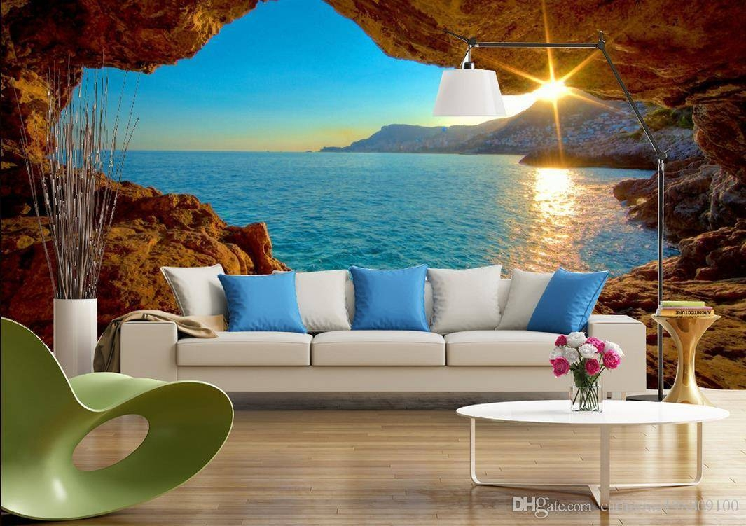 Chic 3d Wall Murals Uk Best D Wall Murals 3d Wall Murals For Pertaining To Newest 3d Wall Art Wallpaper (View 11 of 20)