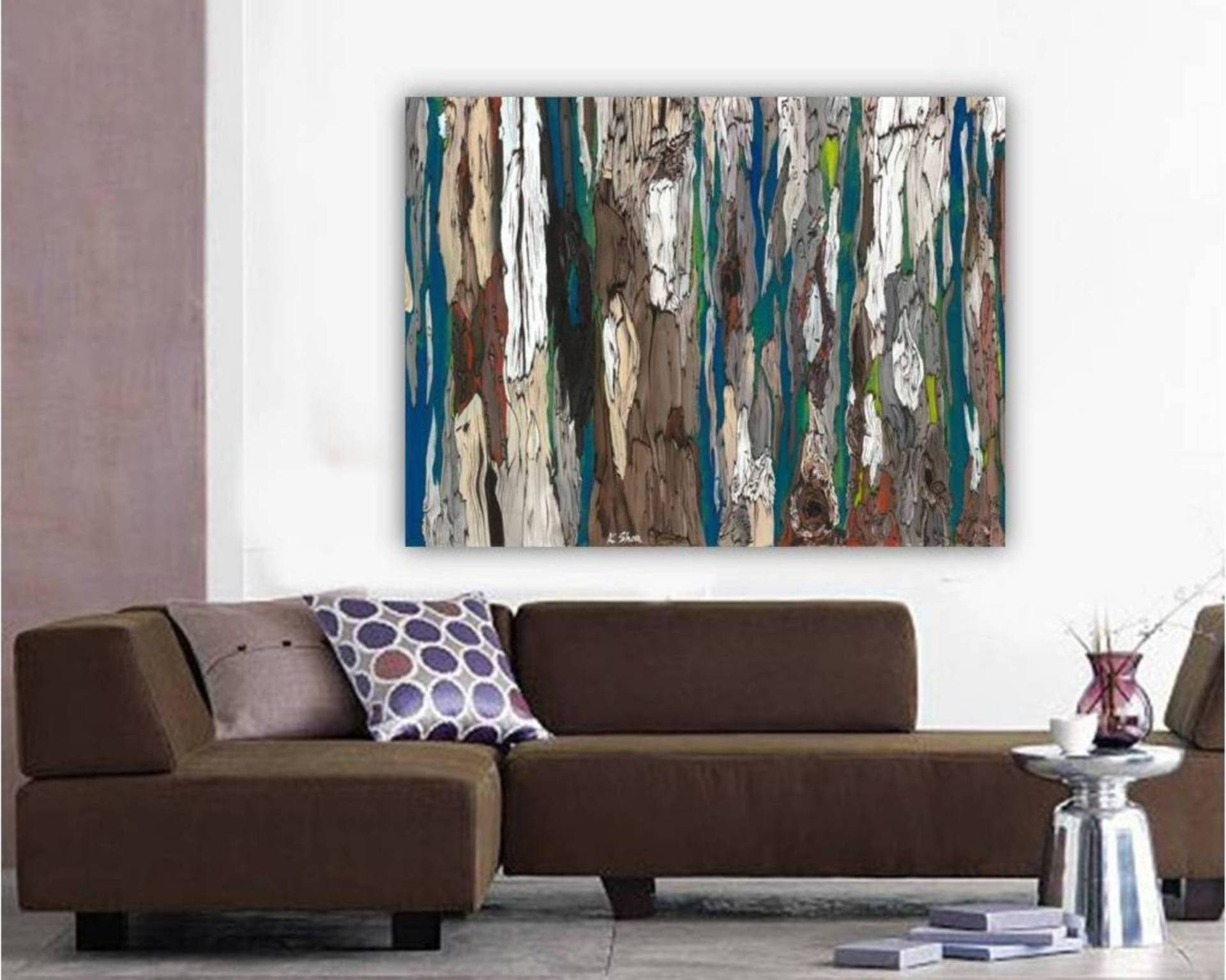 Chic Abstract Wall Art Metal Abstract Wall Art Canvas Abstract Inside Most Up To Date Oversized Abstract Wall Art (View 8 of 20)