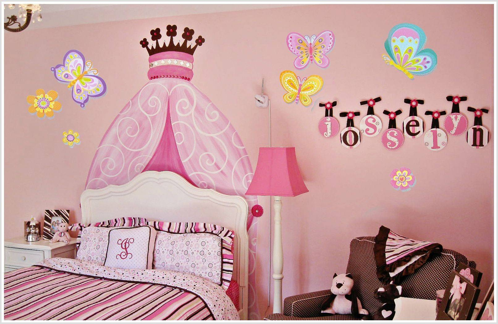 Childrens Hd Wall Decals 3d Inside 2017 3d Removable Butterfly Wall Art Stickers (View 18 of 20)