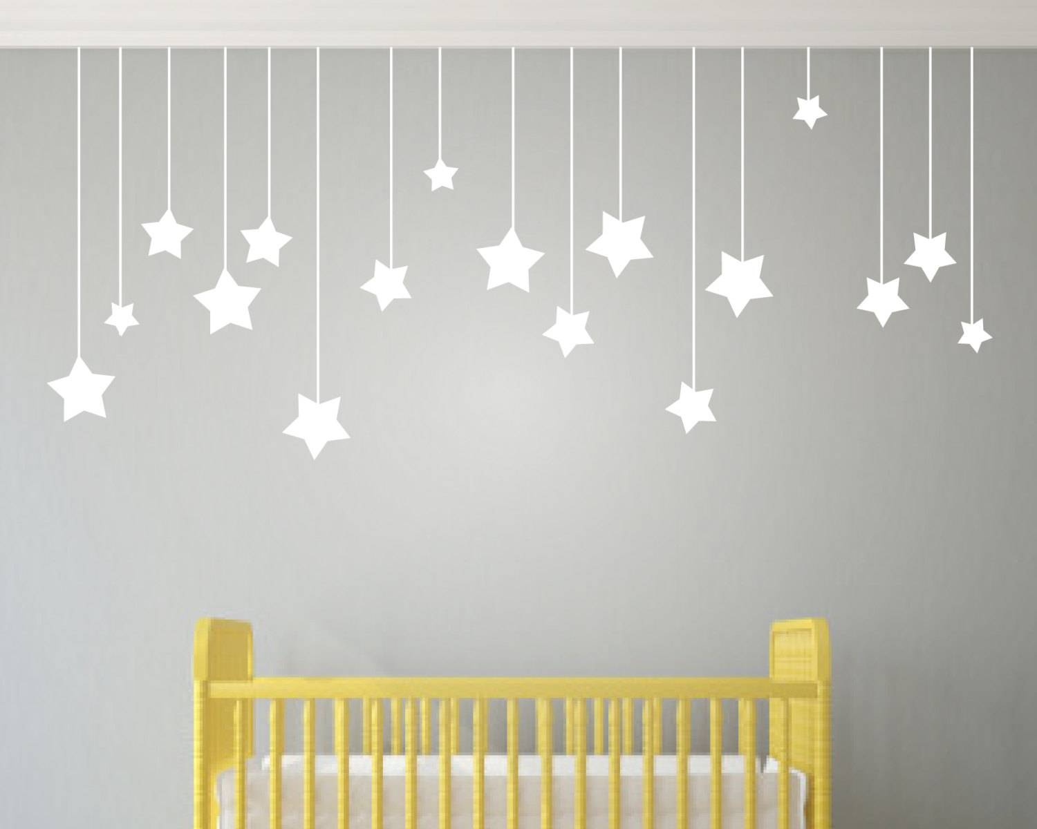 Childrens Wall Art – Nursery Decor – Wall Stickers Nursery – Kids Inside Current Etsy Childrens Wall Art (View 6 of 20)