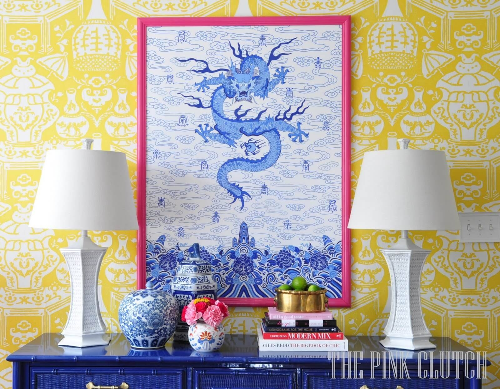 Chinoiserie Decorating Tips | Decoratorsbest Blog Intended For 2017 Chinoiserie Wall Art (View 12 of 30)