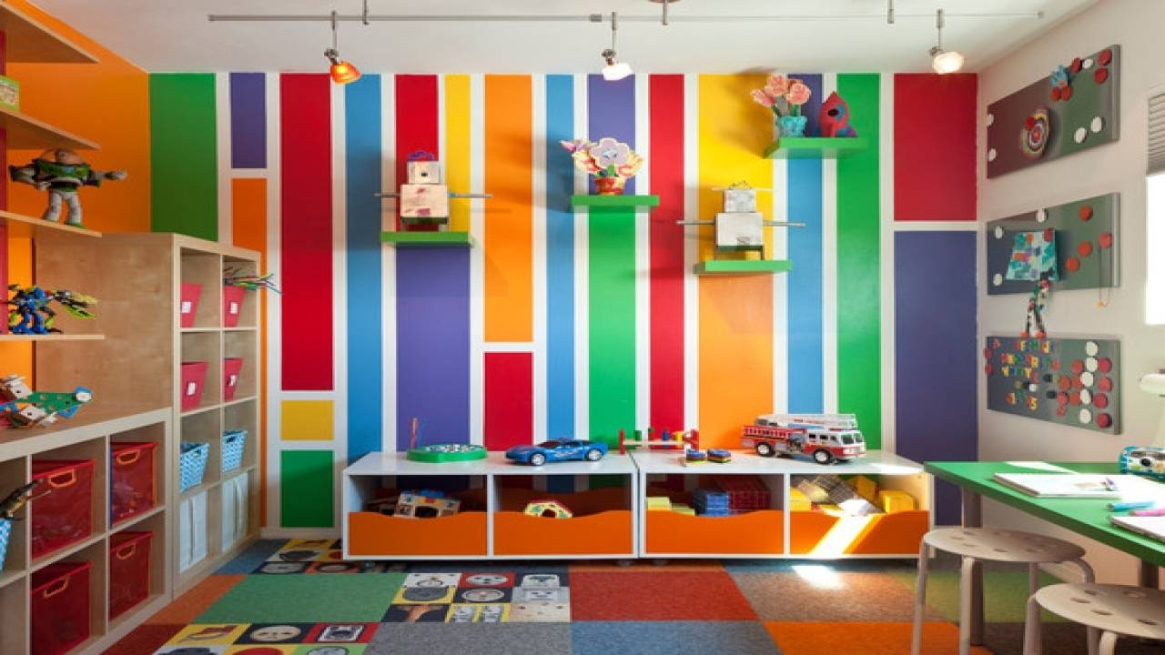 Best 30 of preschool wall decoration for Design decoration ideas