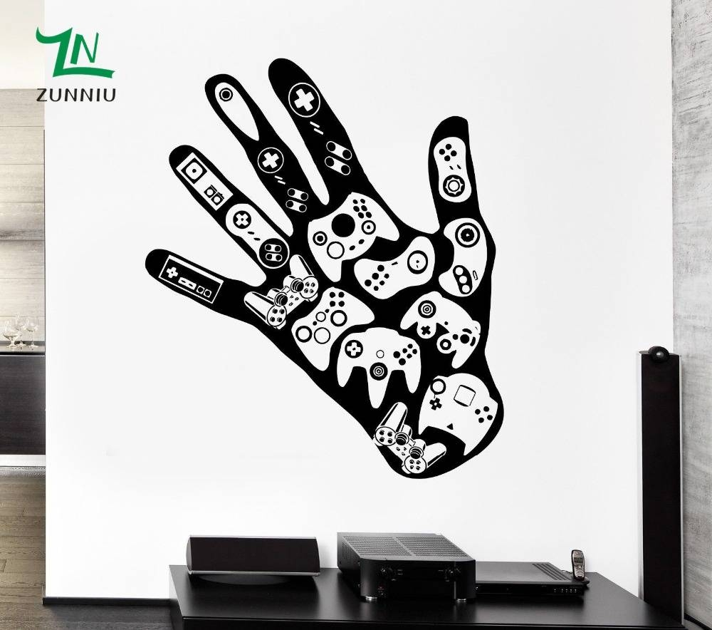 Classy 40+ Video Game Wall Art Design Decoration Of Video Game In Current Video Game Wall Art (View 15 of 30)