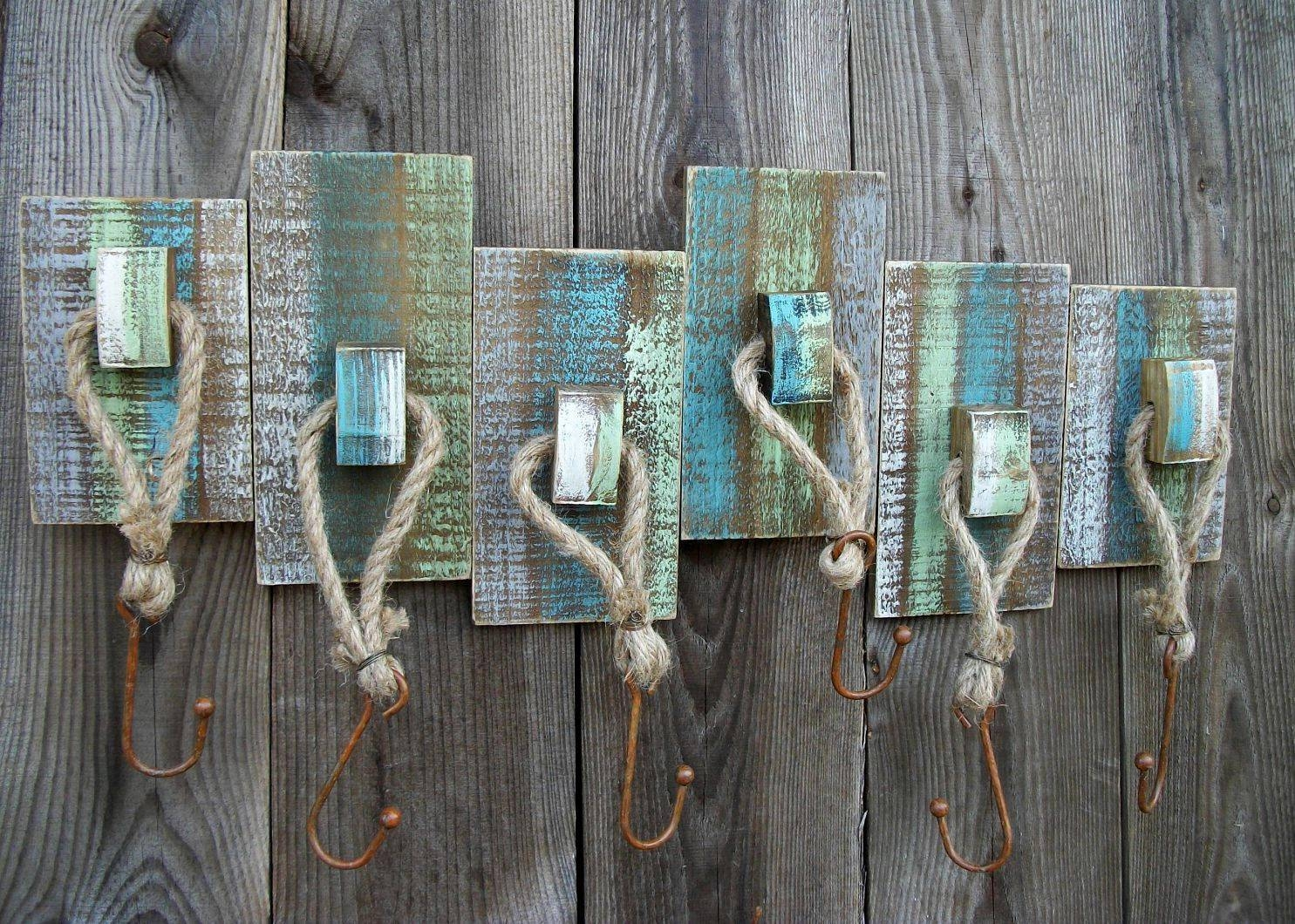 Coastal Cottage Wall Decorcottage Chic Set Of Beach Wall Art Art Regarding Most Recently Released Beach Cottage Wall Decors (View 14 of 25)