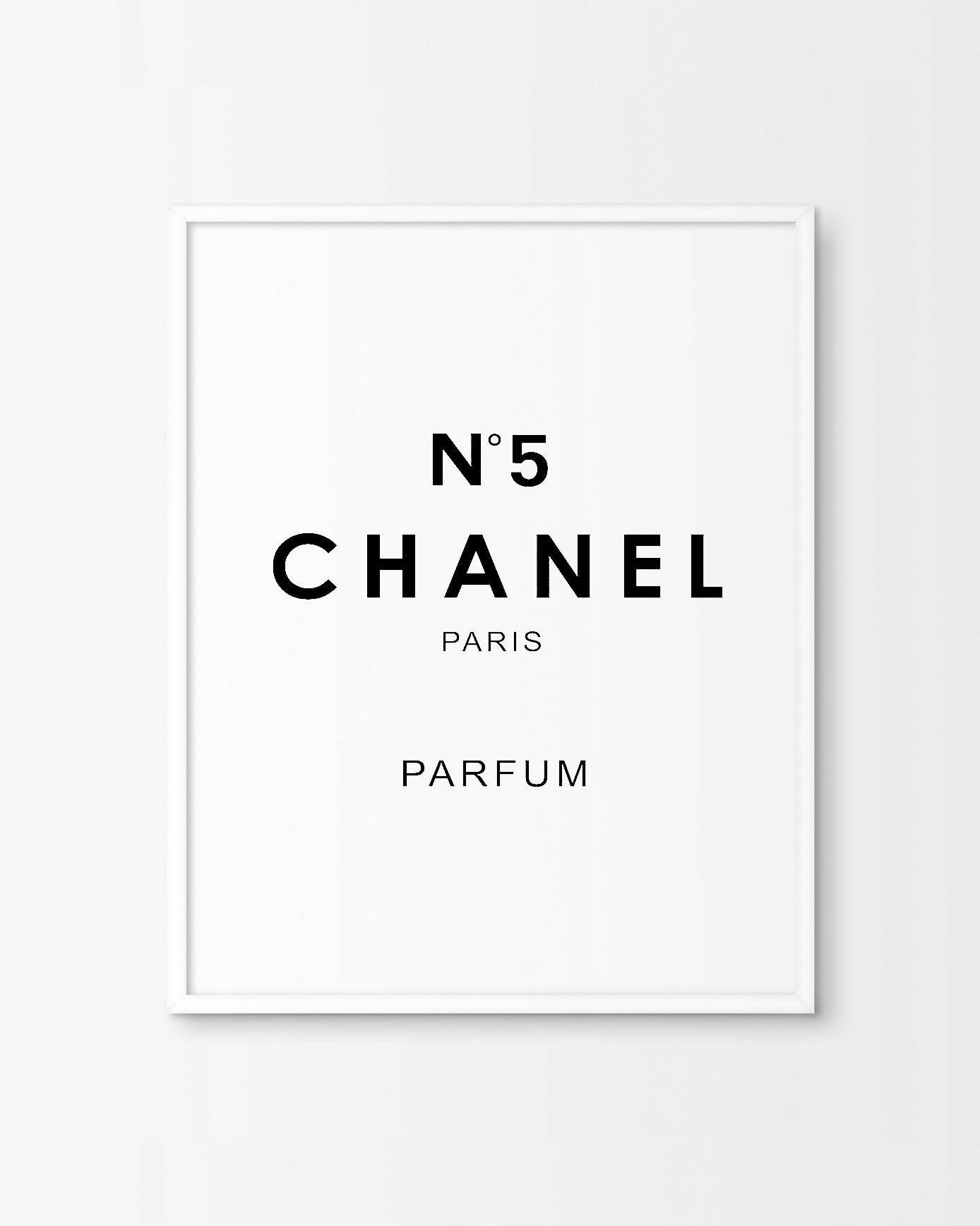 Coco Chanel Print Fashion Print Coco Chanel Poster Coco For Most Recent Coco Chanel Quotes Framed Wall Art (View 14 of 30)