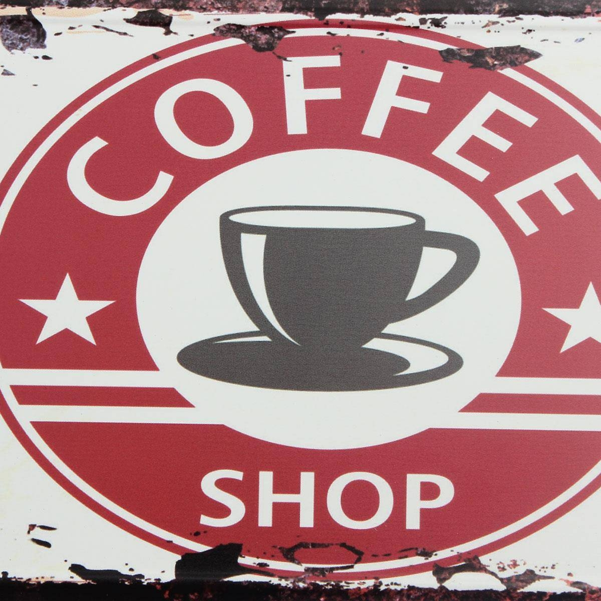 Coffee Theme Vintage Metal Sign The Fresh Brewed Coffee Wall In Most Recent Coffee Theme Metal Wall Art (View 14 of 20)