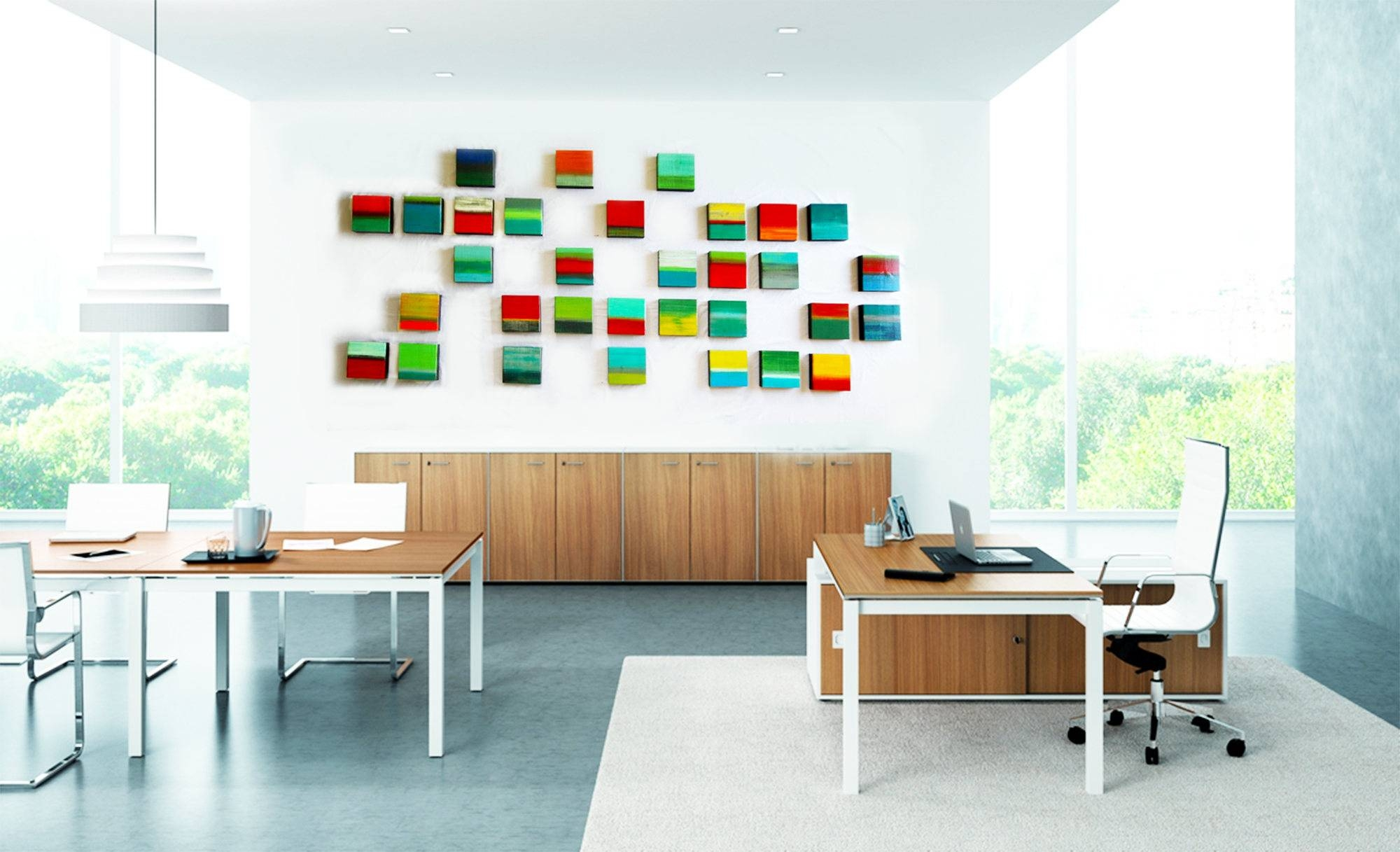 Commercial Wall Art Installation Modern Wall Sculpture For Best And Newest Commercial Wall Art (View 8 of 20)