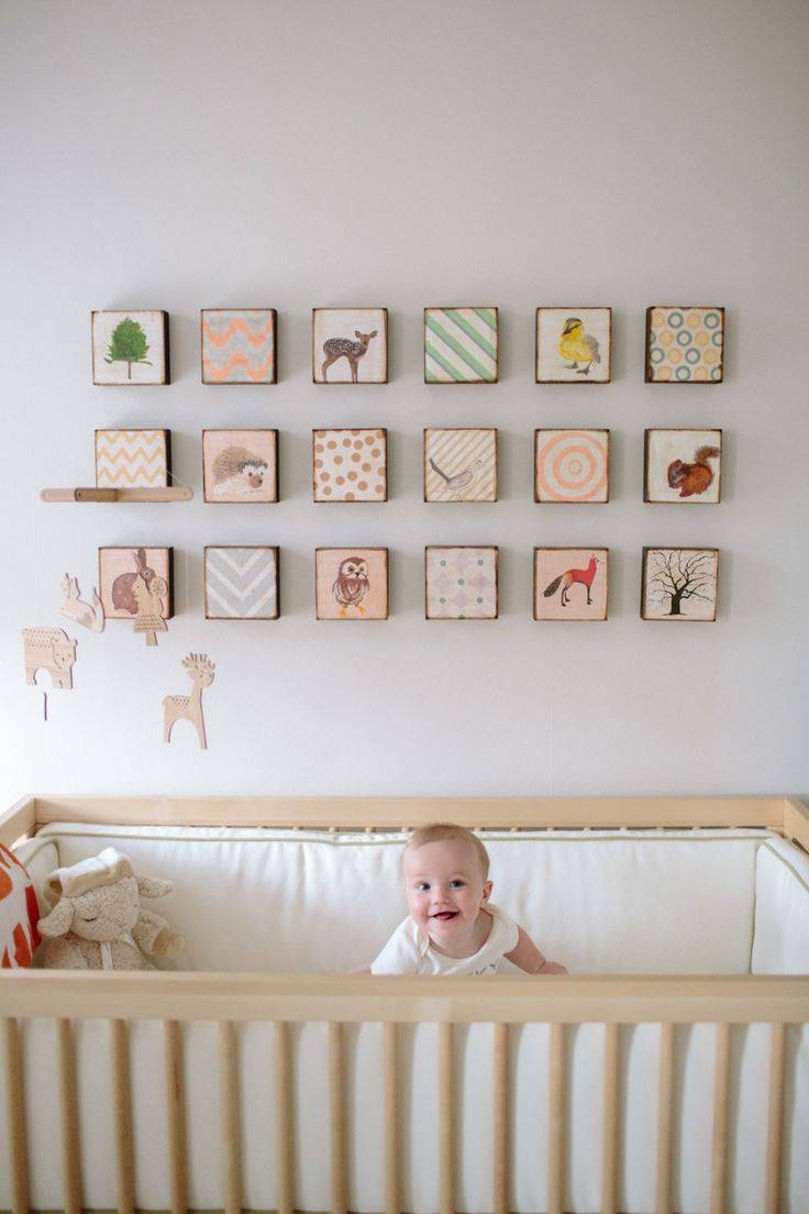 Contemporary Ideas Baby Nursery Wall Art Bold Idea 25 Best Ideas With Regard To Most Recently Released Baby Wall Art (View 8 of 30)