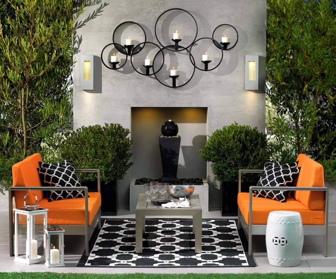 Contemporary Outdoor Wall Decor | Trellischicago Intended For Current Contemporary Outdoor Wall Art (View 9 of 20)