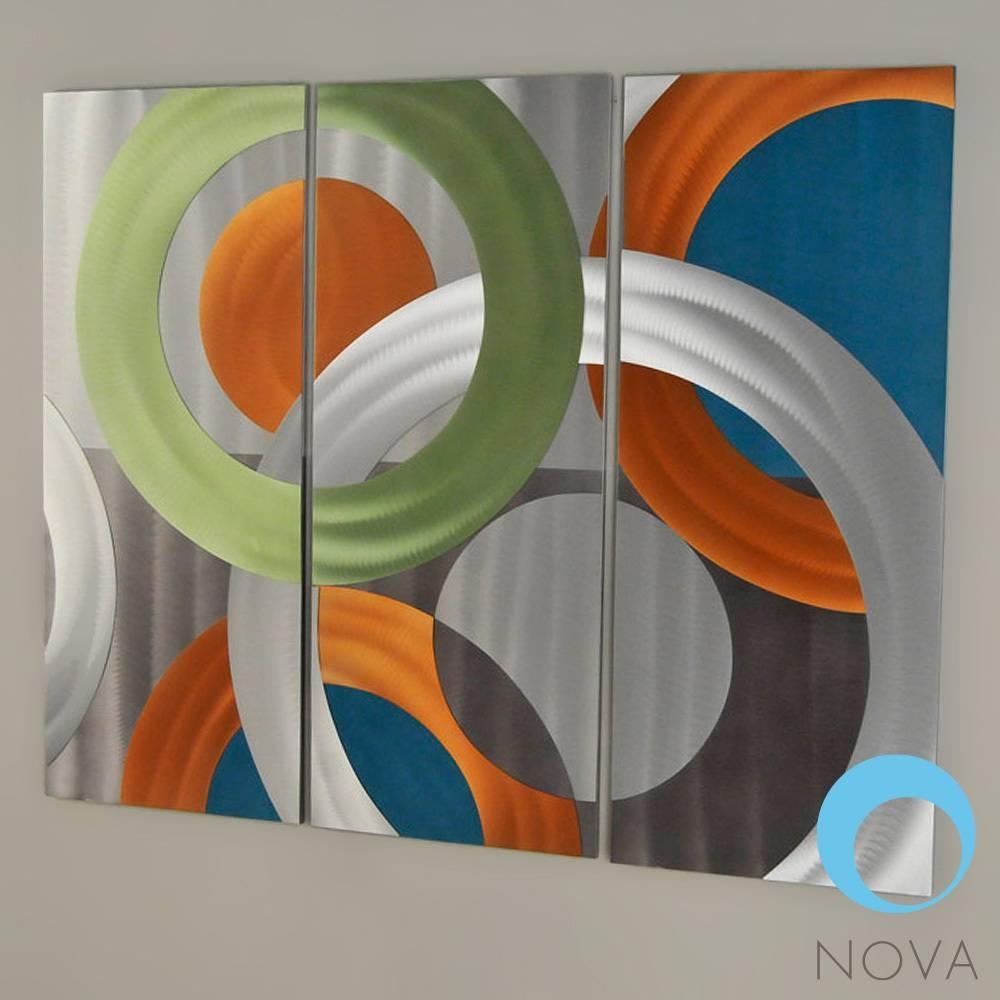 Continuum Wall Art | Nova | Modernoutlet Throughout Most Current Nova Wall Art (View 7 of 20)