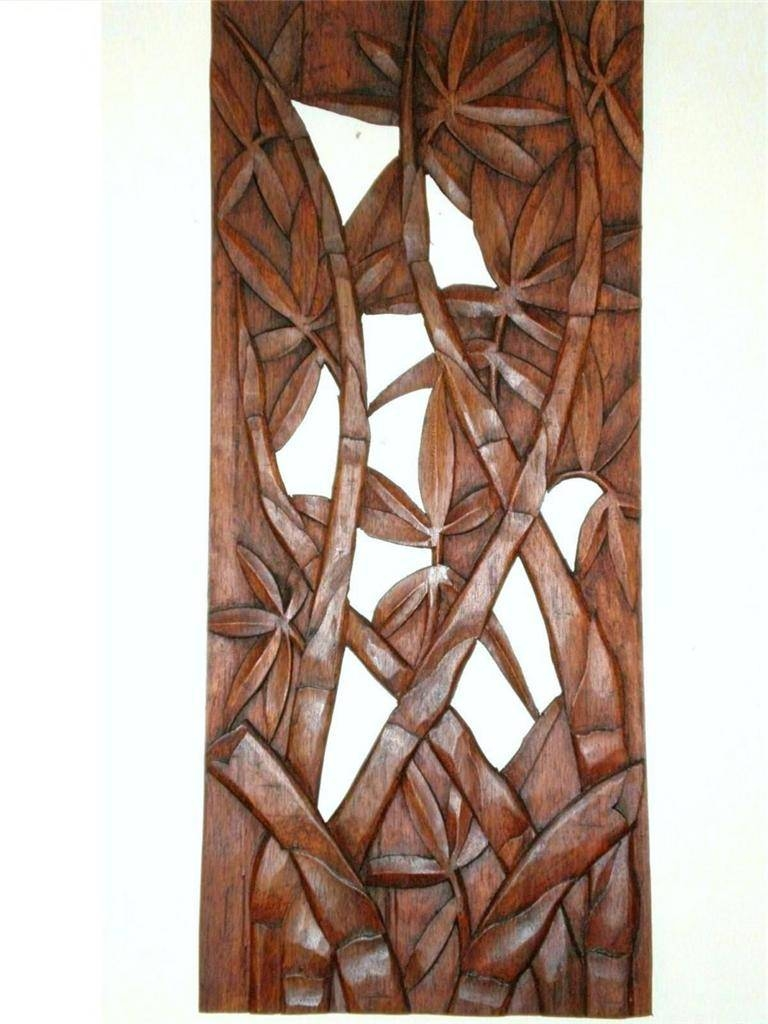 Decorative Wall Art Panels : Best of wooden wall art panels