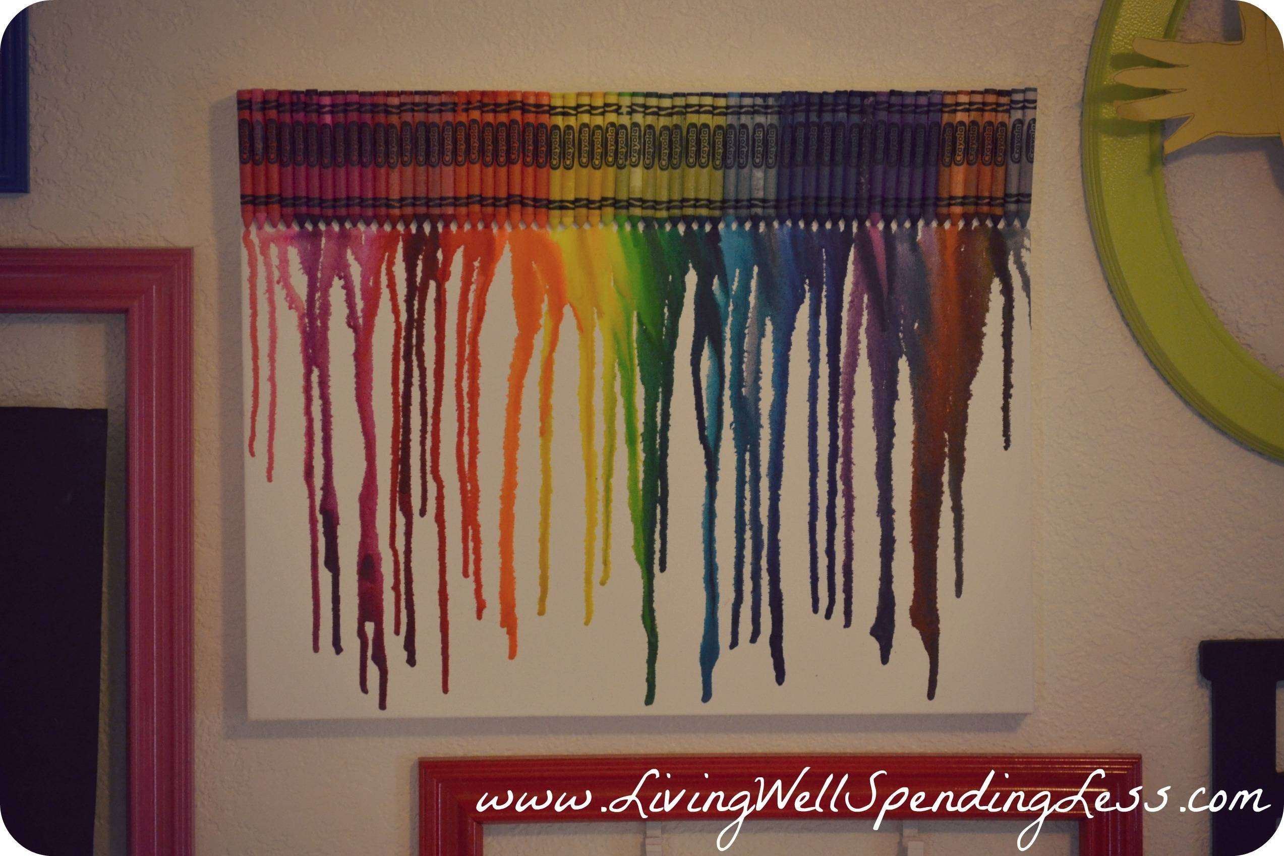 Cool Diy Wall Art For Little Girls Room And Also Delightful Regarding Current Little Girl Wall Art (View 7 of 20)