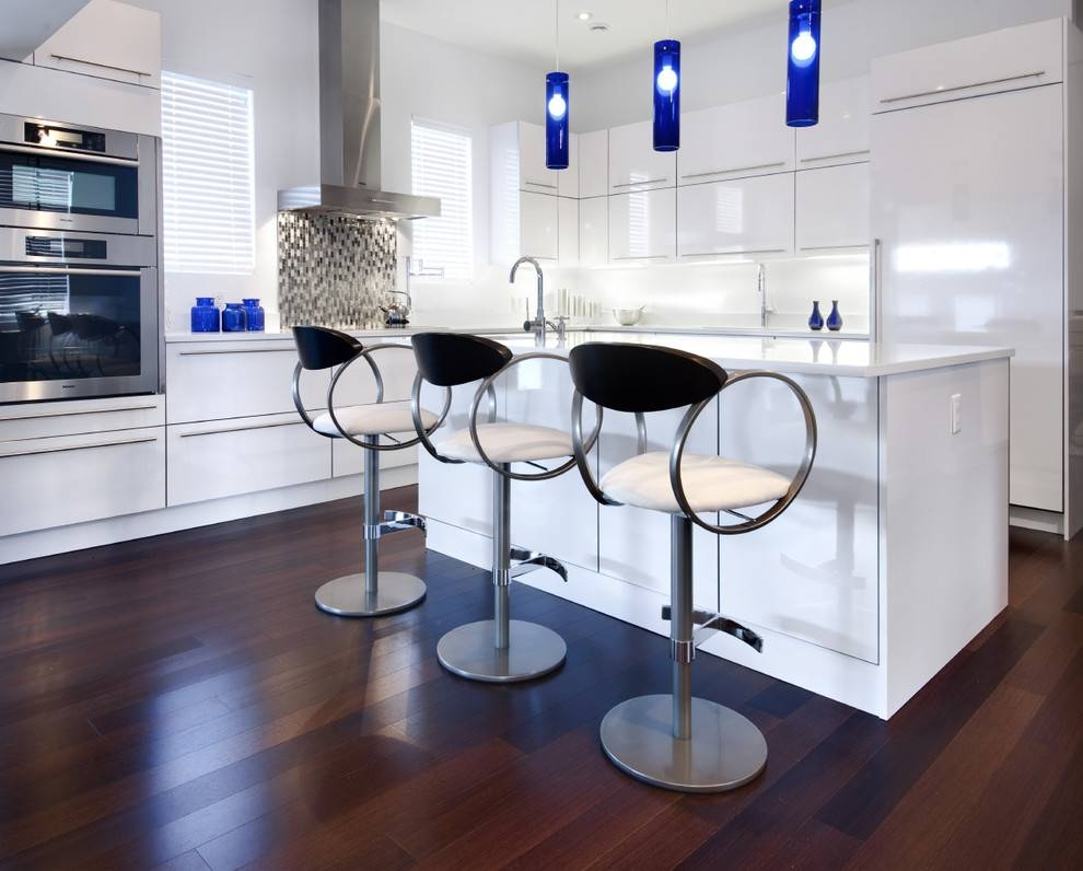 Cool Eclipse Curtains In Kitchen Modern With Walk In Refrigerator With Regard To Most Current Cool Kitchen Wall Art (View 3 of 15)