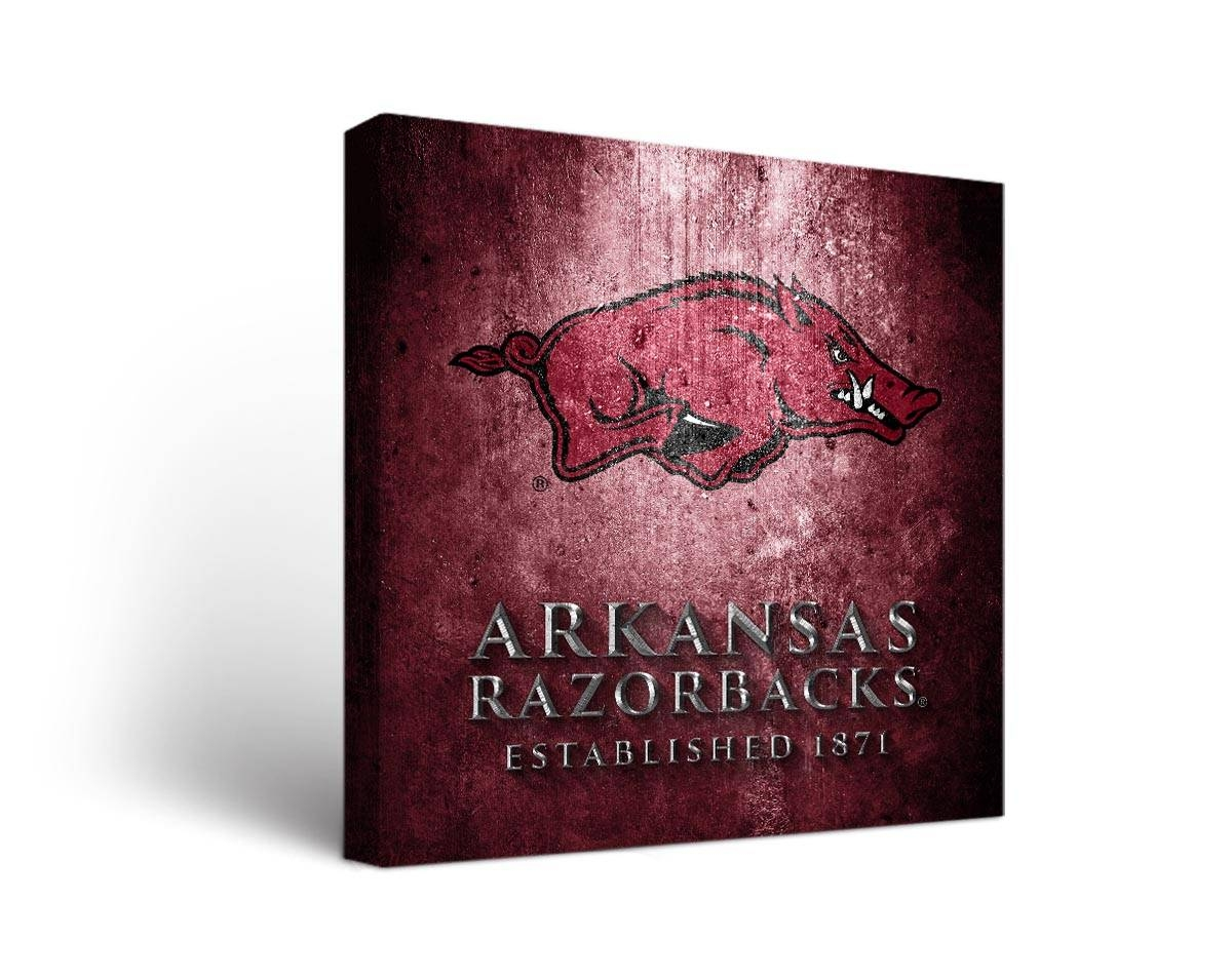 Cornhole Boards & Tailgate Games | Victory Tailgate Regarding Current Razorback Wall Art (View 14 of 25)