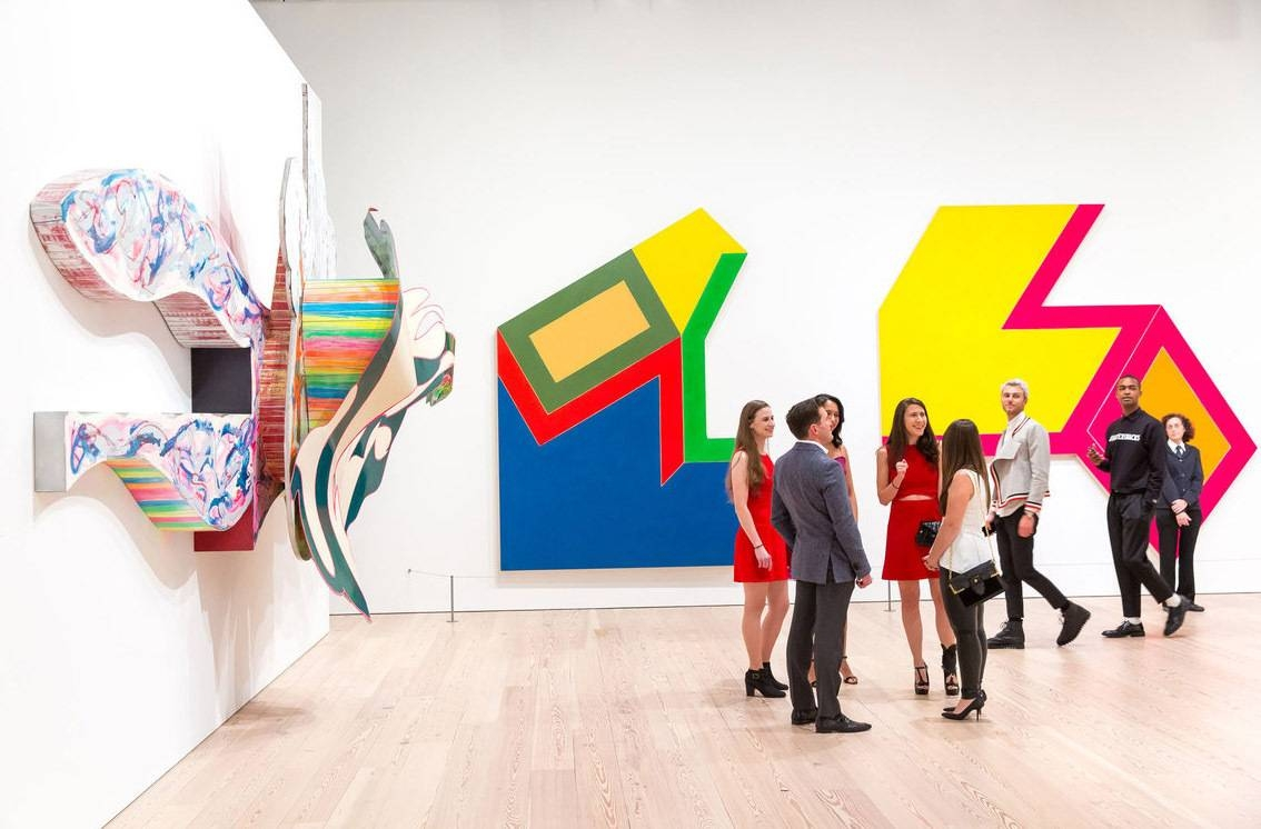 Corporate Opportunities | Whitney Museum Of American Art In Current Corporate Wall Art (View 8 of 20)