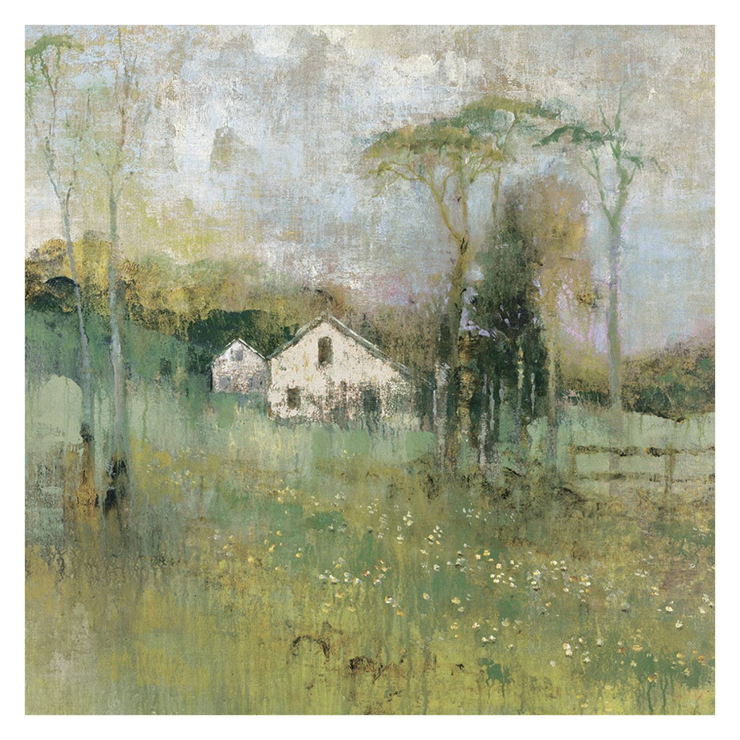 Country Dream Ii Canvas Wall Art In 2017 Country Canvas Wall Art (View 6 of 20)