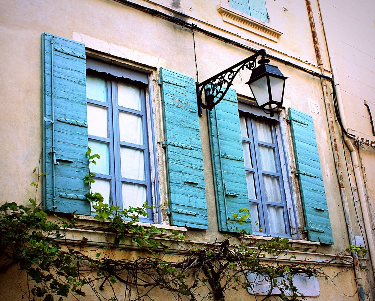 Country French Decor Rustic French Window Photo (View 19 of 30)