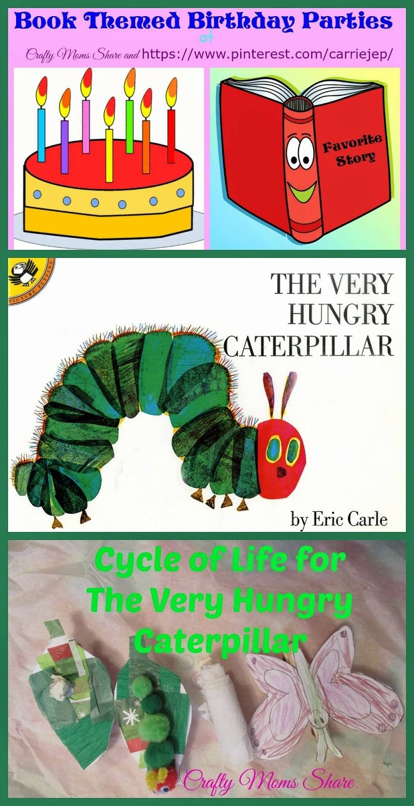 Crafty Moms Share: The Very Hungry Caterpillar Birthday Party Ideas With Regard To Newest The Very Hungry Caterpillar Wall Art (View 7 of 25)