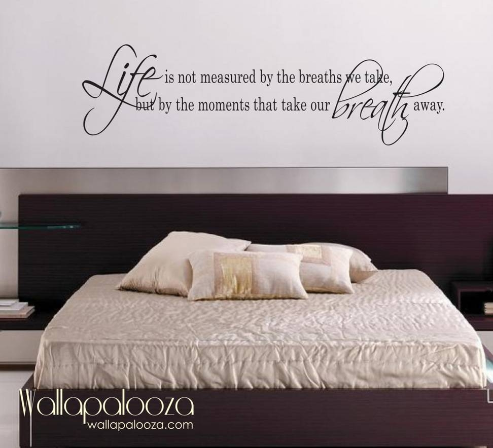 Creating Wall Decals Quotes E2 80 94 Home Decor Blog Bedroom Intended For Recent Coco Chanel Wall Stickers (View 20 of 30)