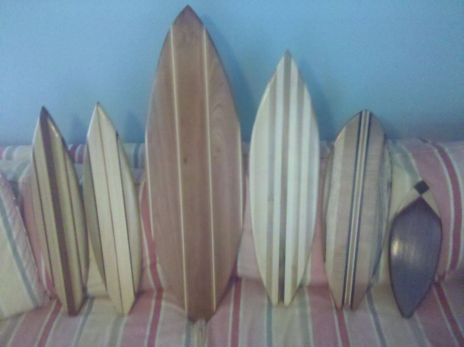 Custom Made Medium Surfboard Wall Artgood Surf Skateboards Intended For Most Current Decorative Surfboard Wall Art (View 20 of 25)