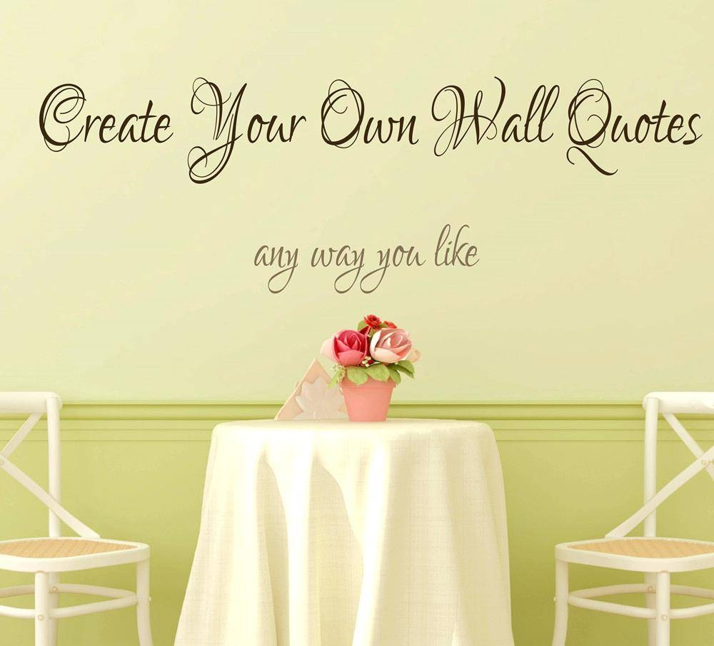 20 Inspirations of Personalized Nursery Wall Art