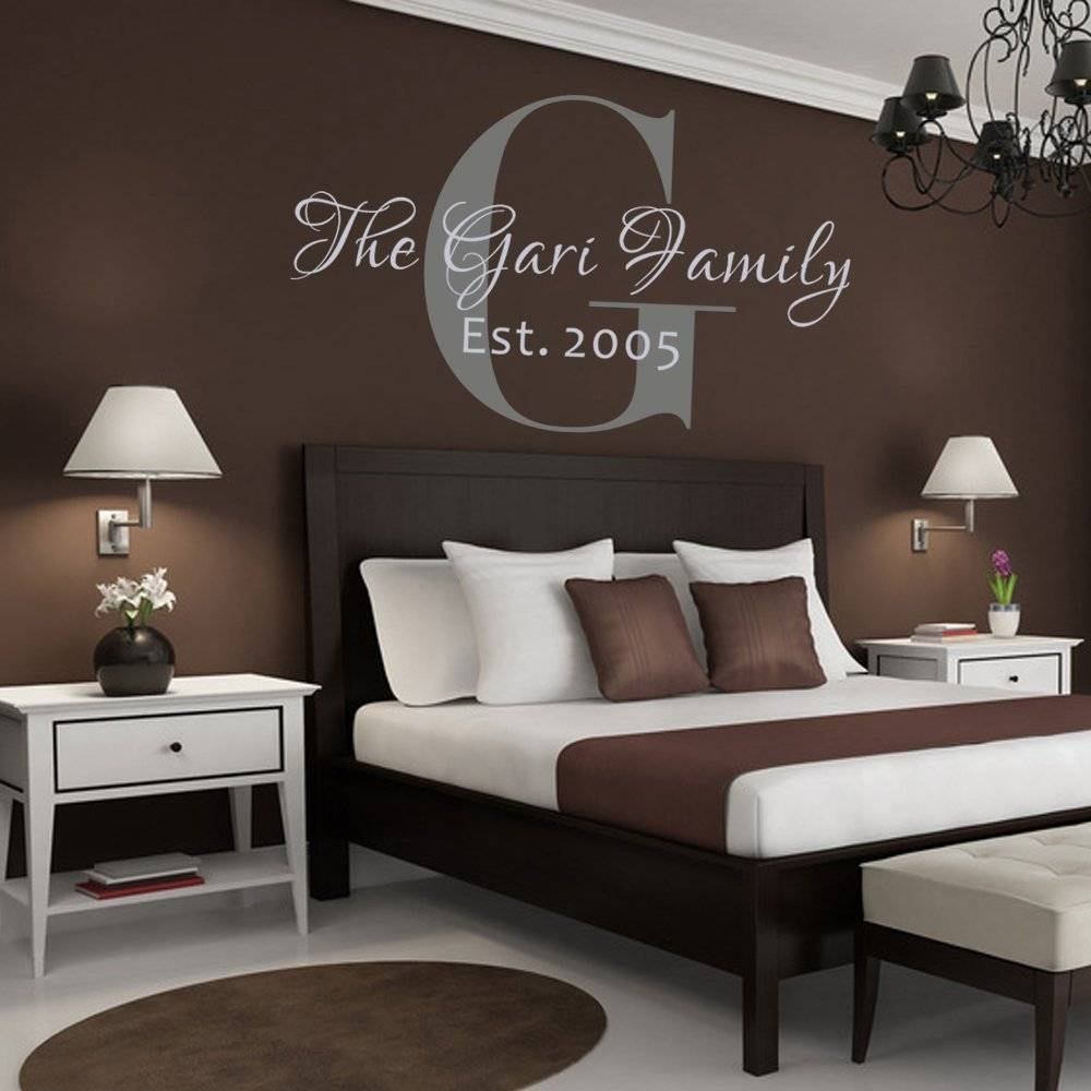 Customized Wall Graphics With Names – Honor Your Name : Funk This With Current Customized Wall Art (View 5 of 20)