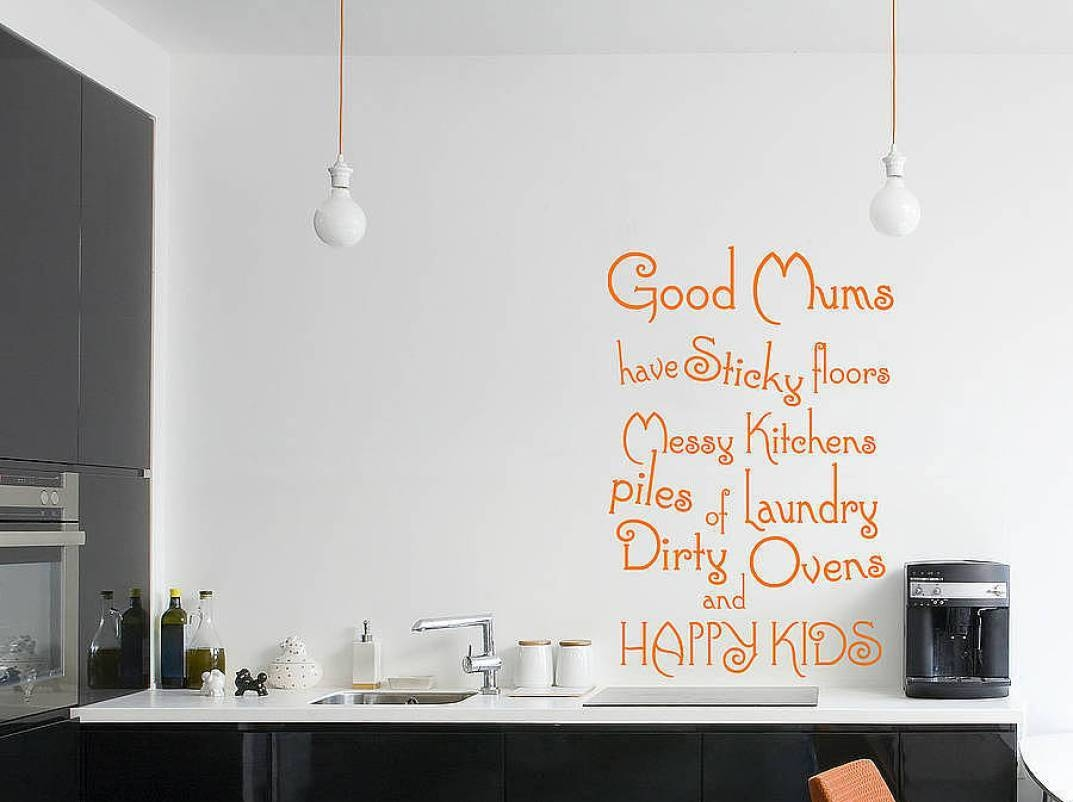 20 Ideas of Wall Art For Kitchens