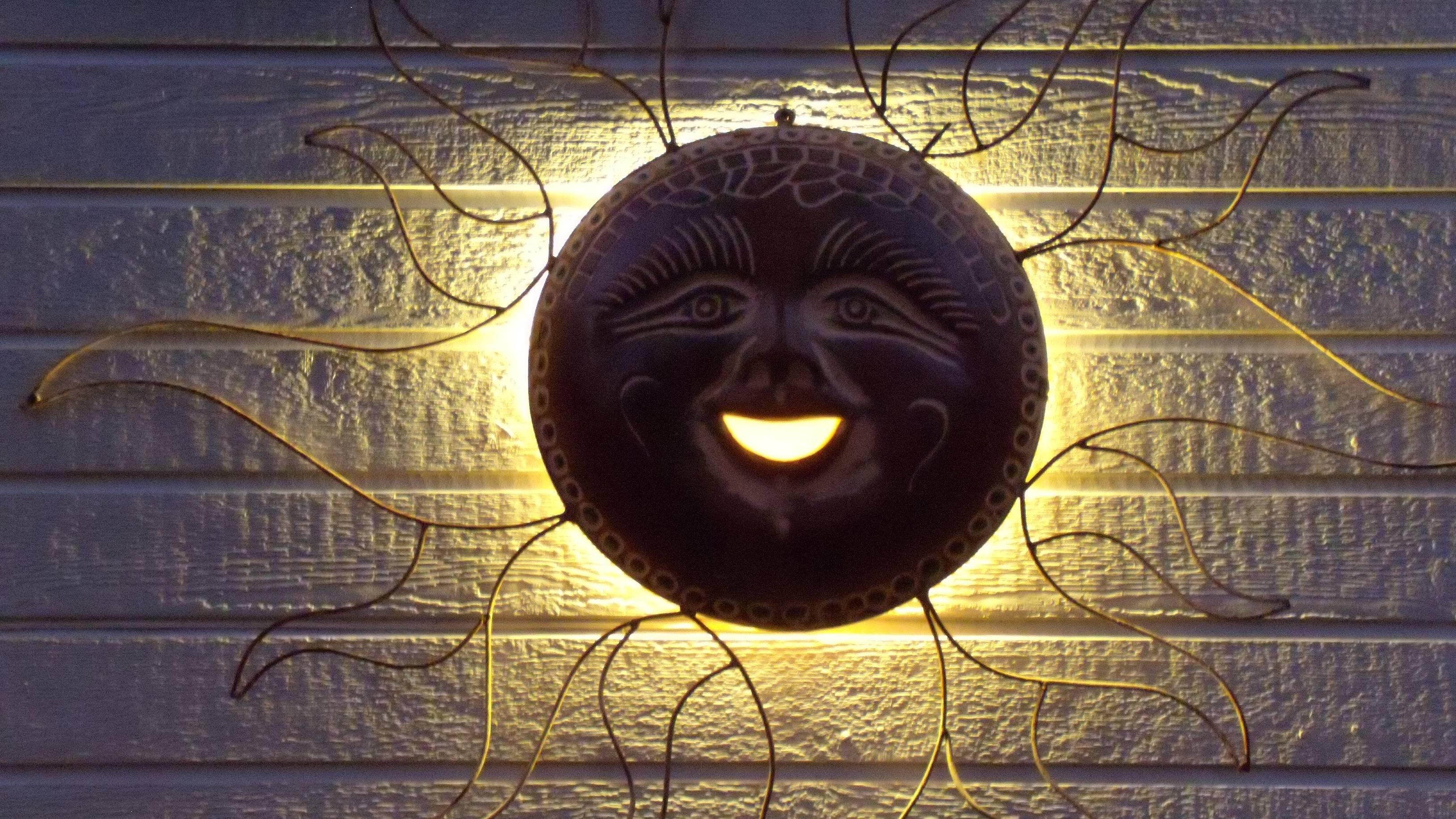 Deck Lighting | Outdoor Lighting Perspectives Of Birmingham Blog In Most Current Copper Outdoor Wall Art (View 4 of 13)