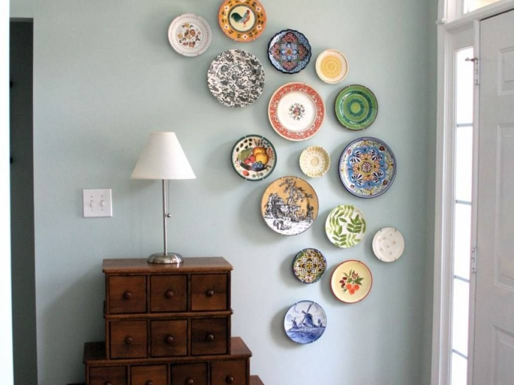 Decor : 43 Cheap Wall Decor Ideas Original Practical Diy Wall In Most Current Cheap Wall Art And Decor (View 11 of 20)