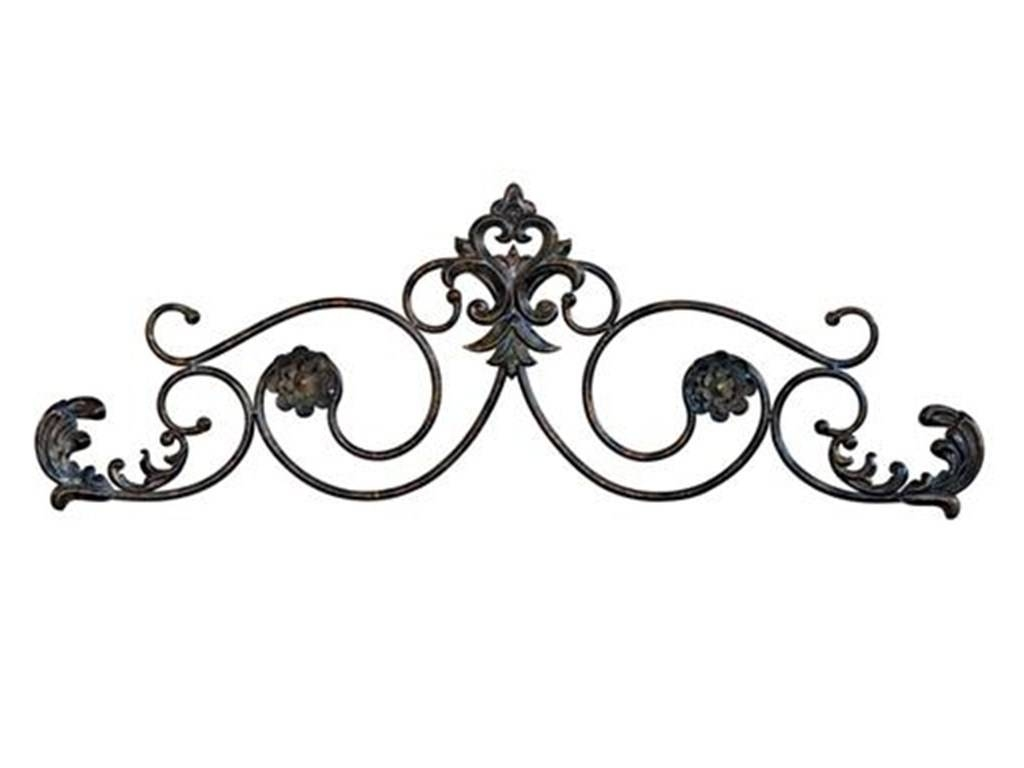 Decor : 95 Home Decor With Wrought Iron Wall Art Filigree Wall Art Throughout Latest Filigree Wall Art (View 4 of 30)