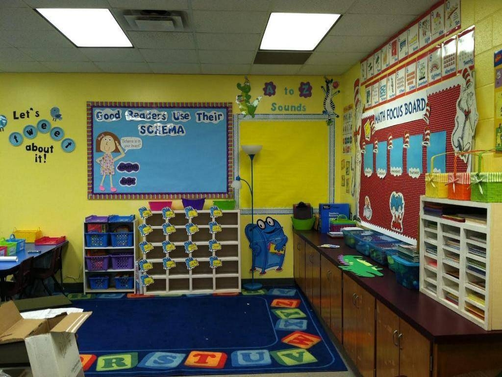 Decor : View Wall Decoration For Preschool Classroom Cool Home Intended For Most Up To Date Preschool Wall Decoration (View 10 of 30)