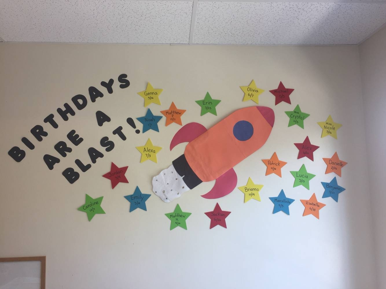 Classroom Decor For Preschool ~ Best of preschool wall decoration