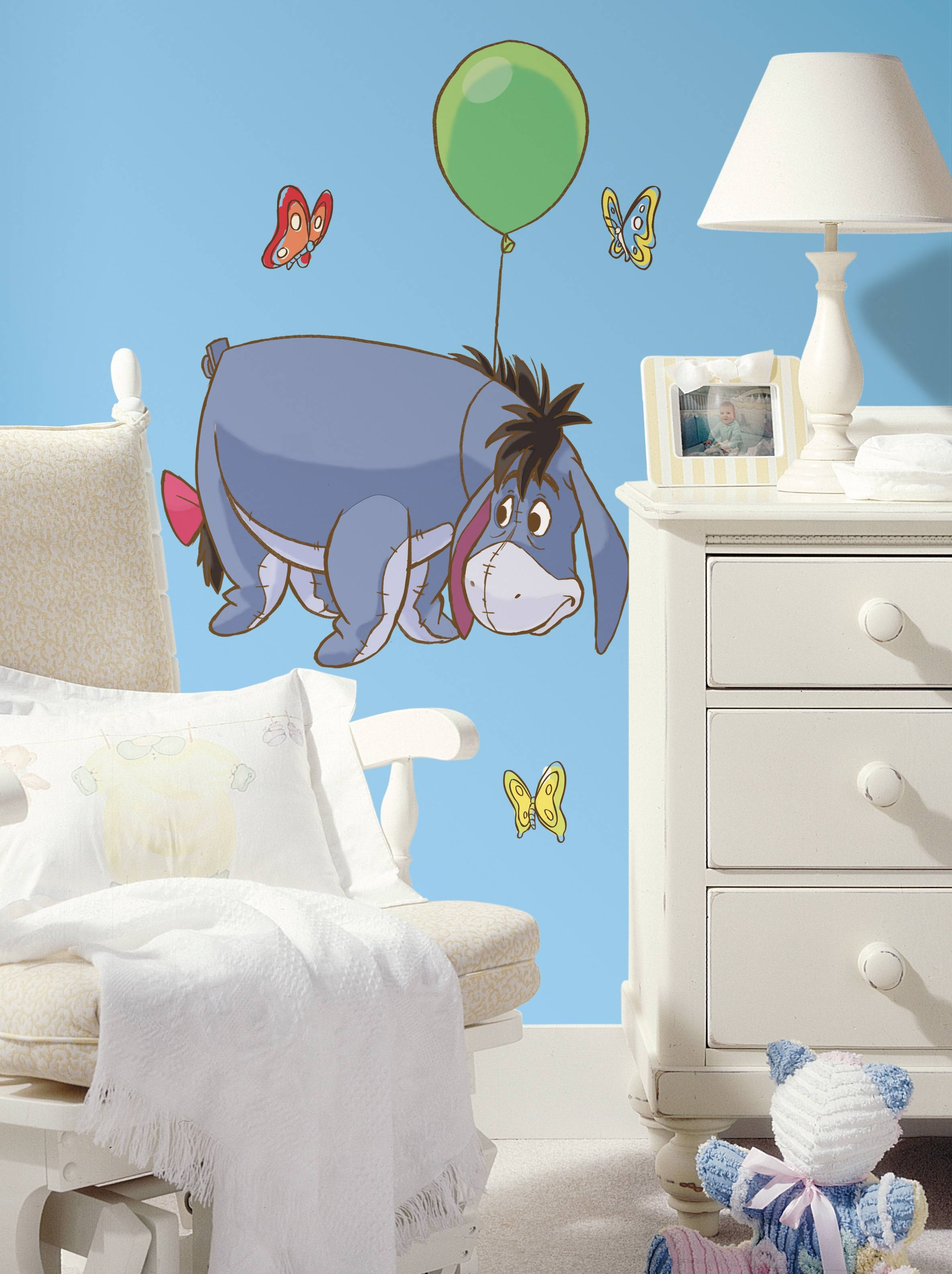 Decorating A Nursery With Winnie The Pooh Regarding Recent Winnie The Pooh Wall Decor (View 5 of 20)