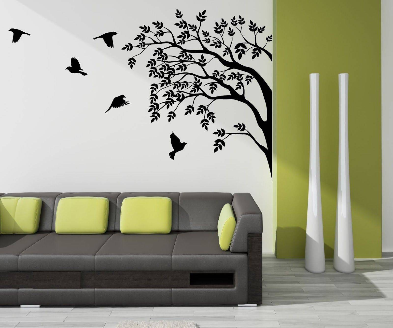 Decoration For Your Home Interior With Stunning Tree Images Wall Art Regarding Current Bangalore 3d Wall Art (View 15 of 20)