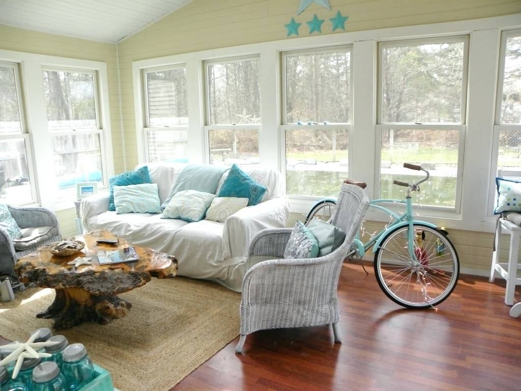Decorations : Coastal Interior Decor Cottage Decorating Ideas Inside 2018 Beach Cottage Wall Decors (View 19 of 25)