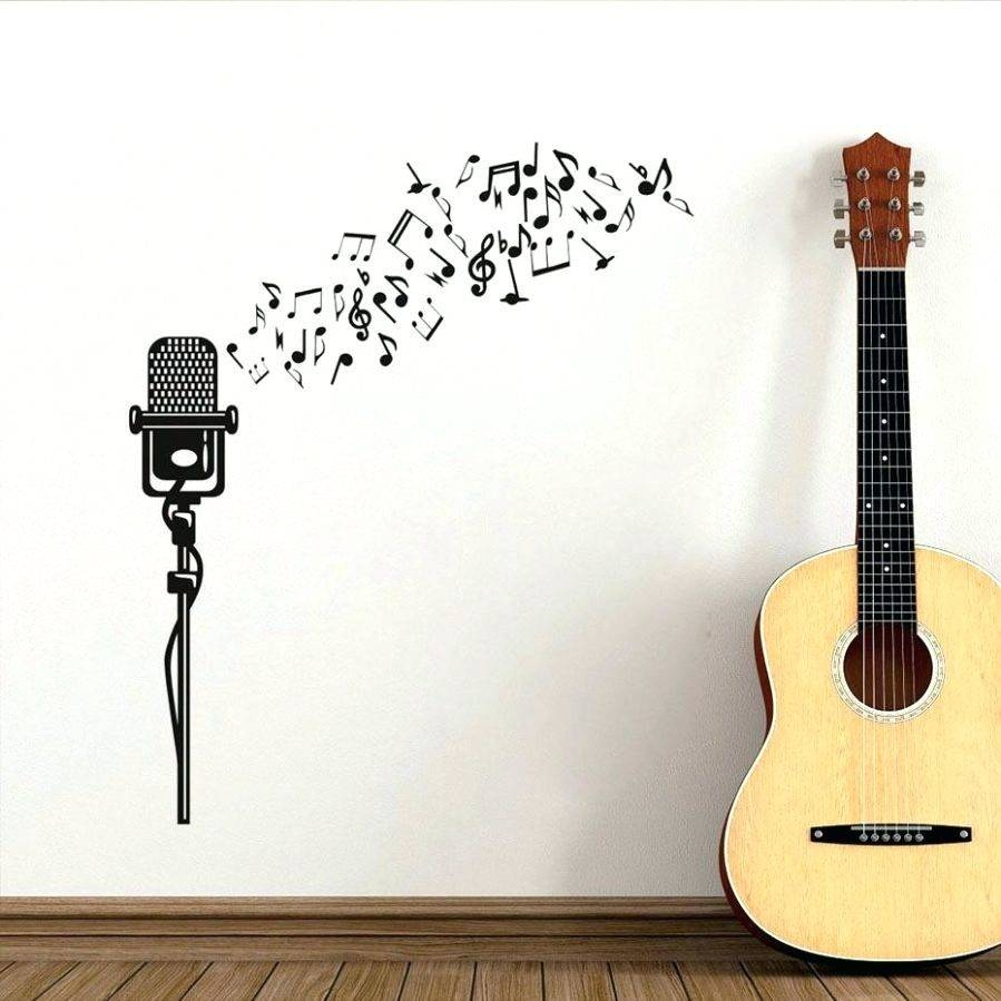Decorations : Country Music Home Decor Music Home Decor Ideas Home Inside Latest Music Themed Wall Art (View 6 of 25)