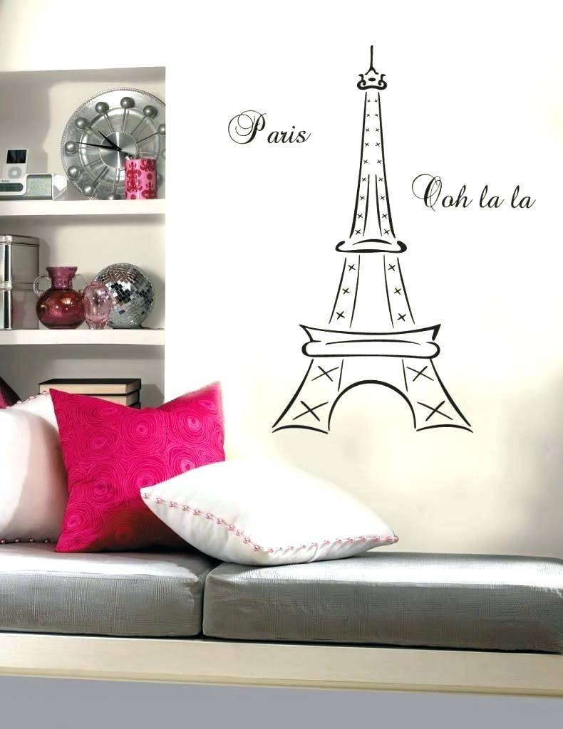 Decorations : Paris Party Centerpiece Ideas Ballards Parisian Wall Throughout Most Current Paris Theme Wall Art (View 9 of 30)