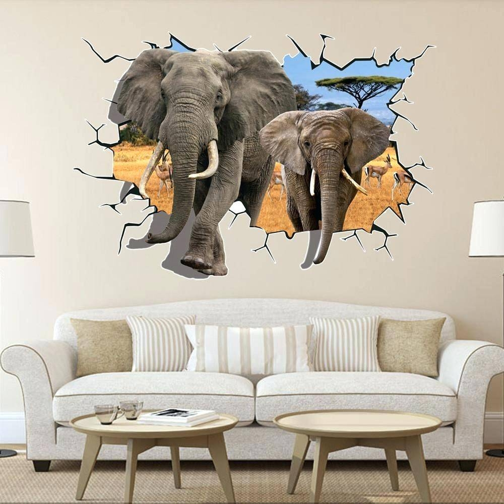 Decorations : South African Art Decor African American Art Home With Regard To 2017 South Africa Wall Art 3d (View 3 of 20)