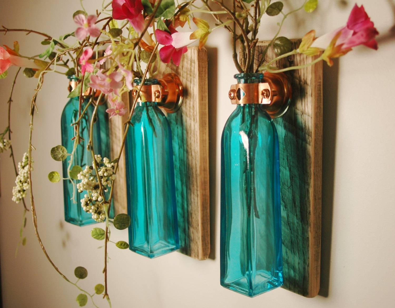 Delectable 25+ Turquoise Wall Decor Design Ideas Of 43 Turquoise Regarding Recent Red And Turquoise Wall Art (View 13 of 20)