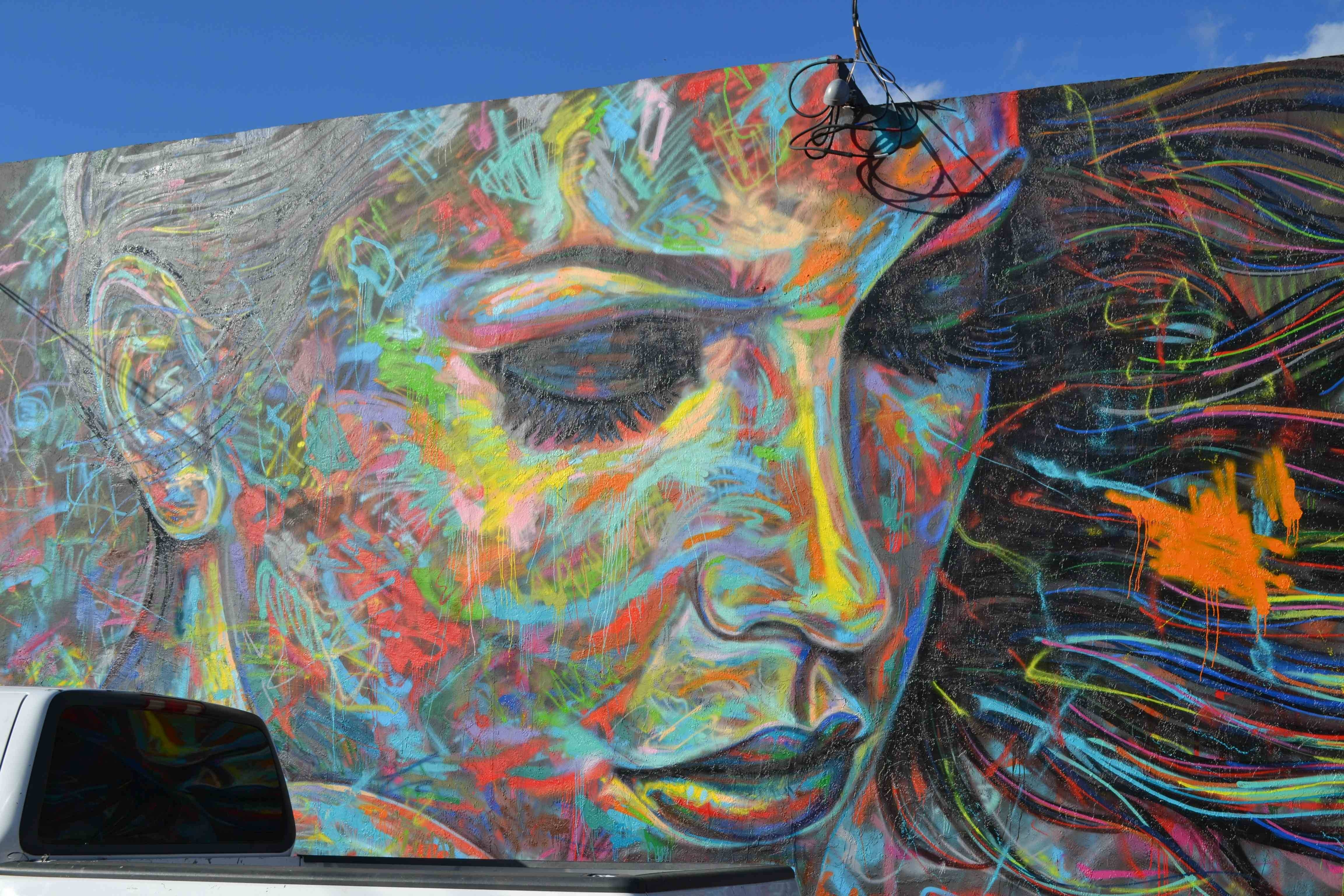 Design: Going Gaga For Graffiti – Design Works Regarding Latest Miami Wall Art (View 17 of 20)