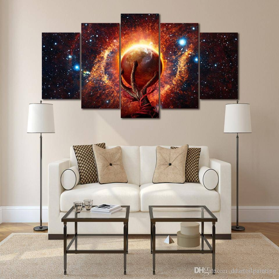 Discount 3D Wall Panels Wholesale   2017 3D Wall Art Panels Throughout Most Current Painting 3D Wall Panels (View 12 of 20)