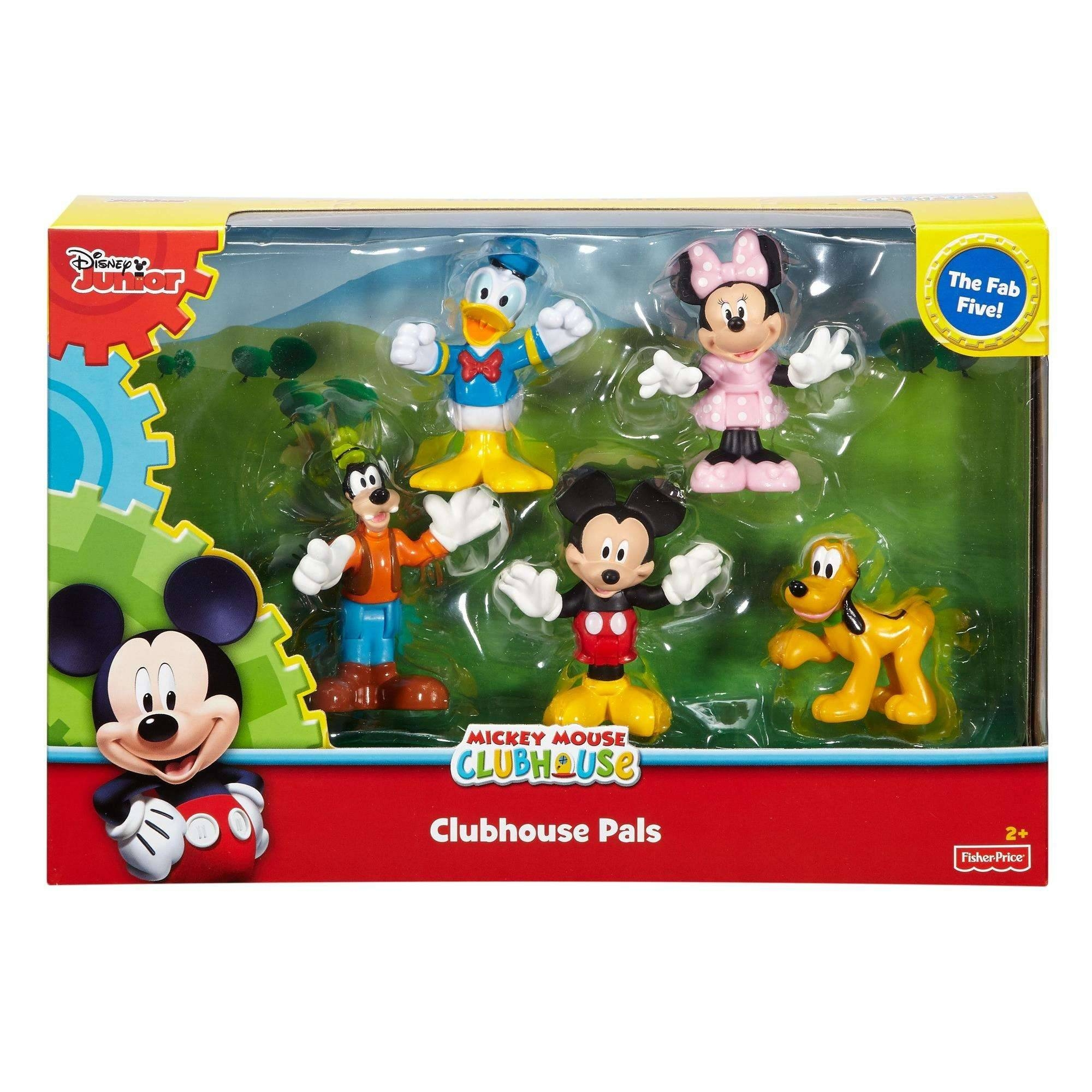 Disney Mickey Mouse Clubhouse Pals – Walmart Pertaining To Recent Mickey Mouse Clubhouse Wall Art (View 4 of 20)