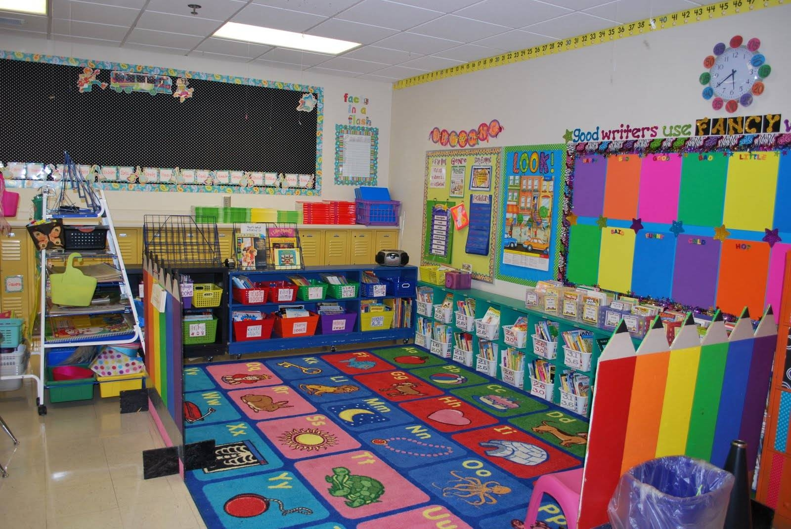 Displaying Images For – Preschool Classroom Wall Decorations In Latest Preschool Wall Decoration (View 15 of 30)