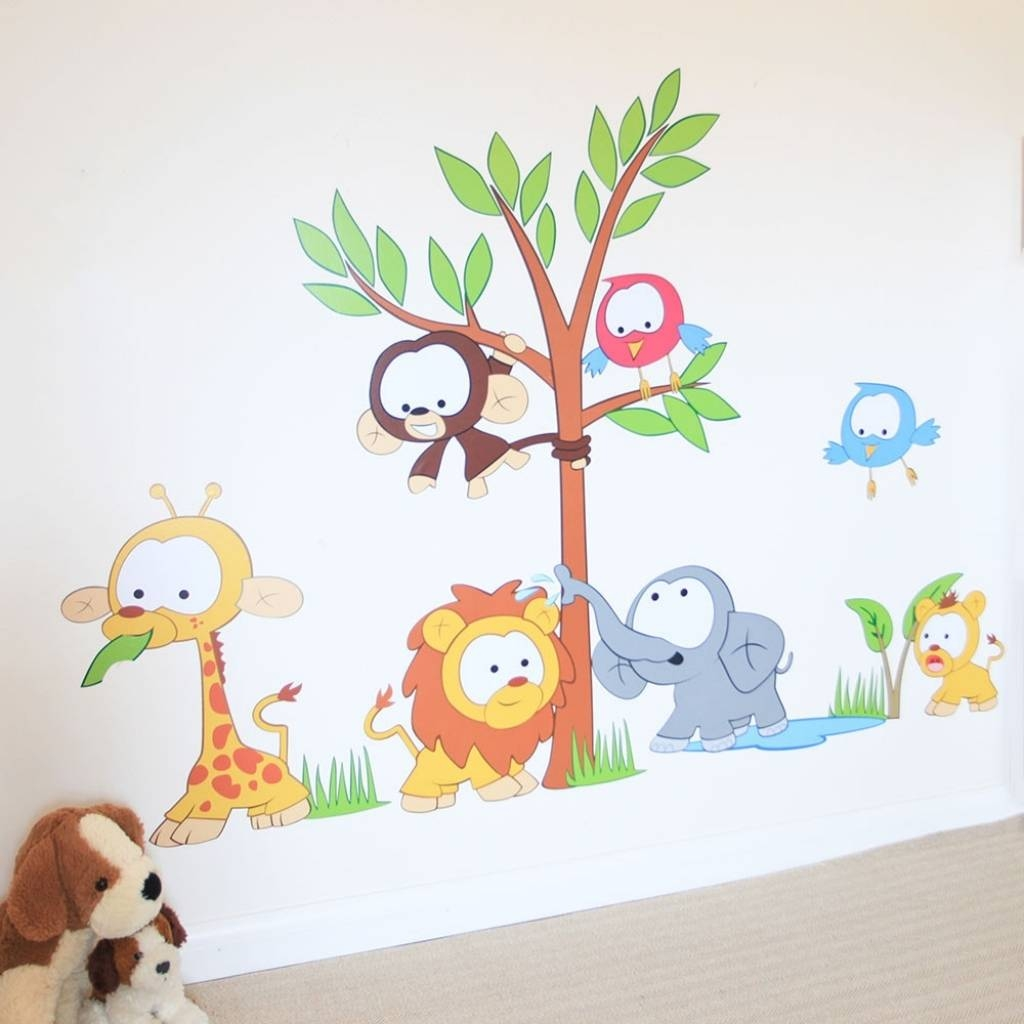 Diy 51 Wall Art Childrens Bedrooms Regarding Cozy | Wall Diy Inside Most Recently Released Wall Art Stickers For Childrens Rooms (View 8 of 20)