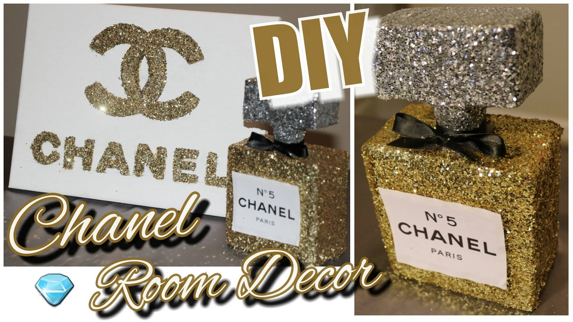 Featured Photo of Chanel Wall Decor