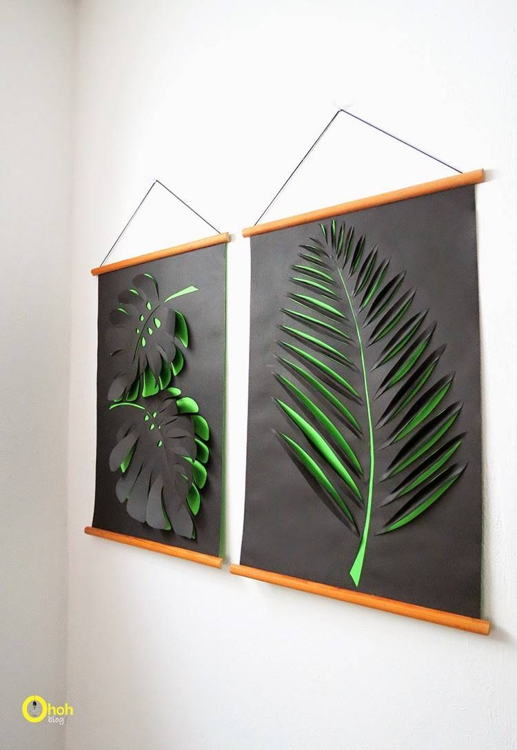 Diy Wall Art – Affordable Art Ideas With Regard To Best And Newest Decoupage Wall Art (View 19 of 30)