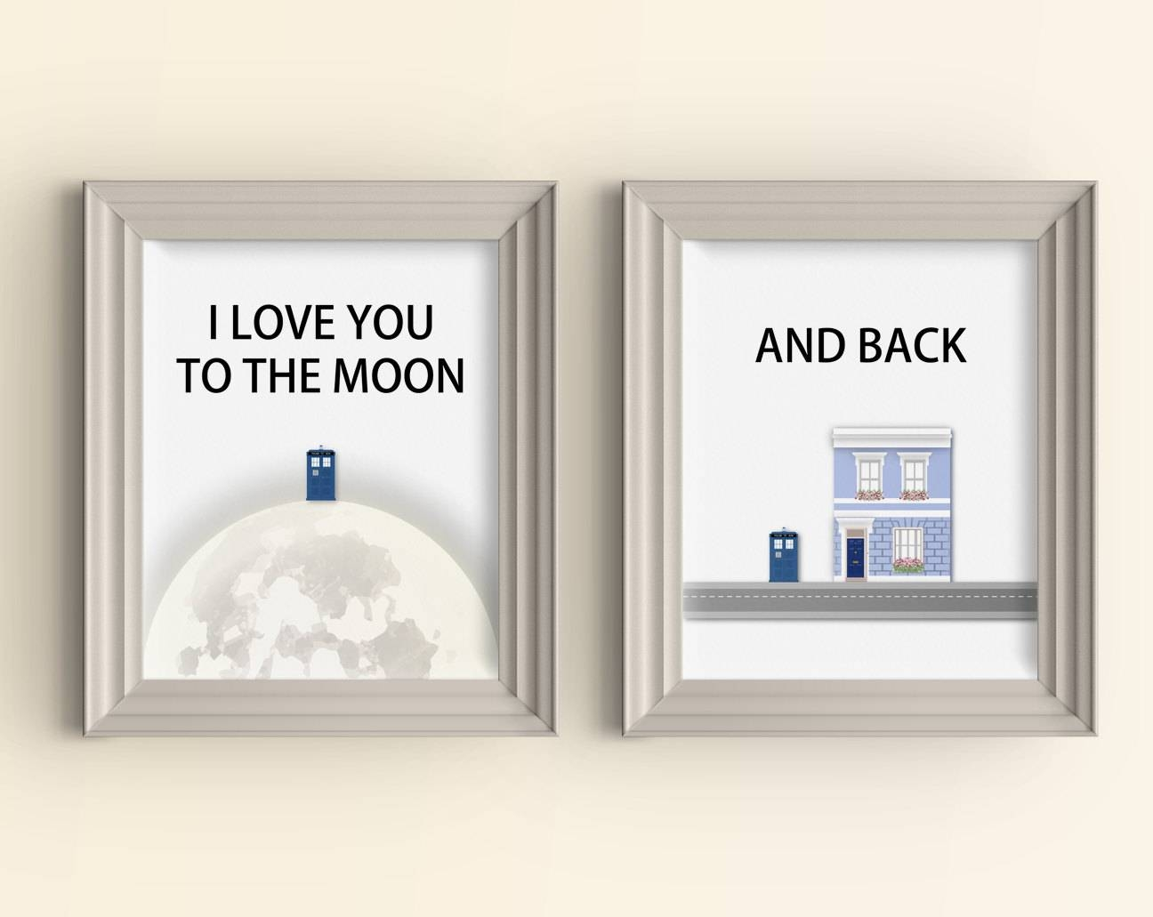 Doctor Who Art Prints Dr Who Whovian Gift Geek Nerd Gift Intended For 2018 Doctor Who Wall Art (View 14 of 33)