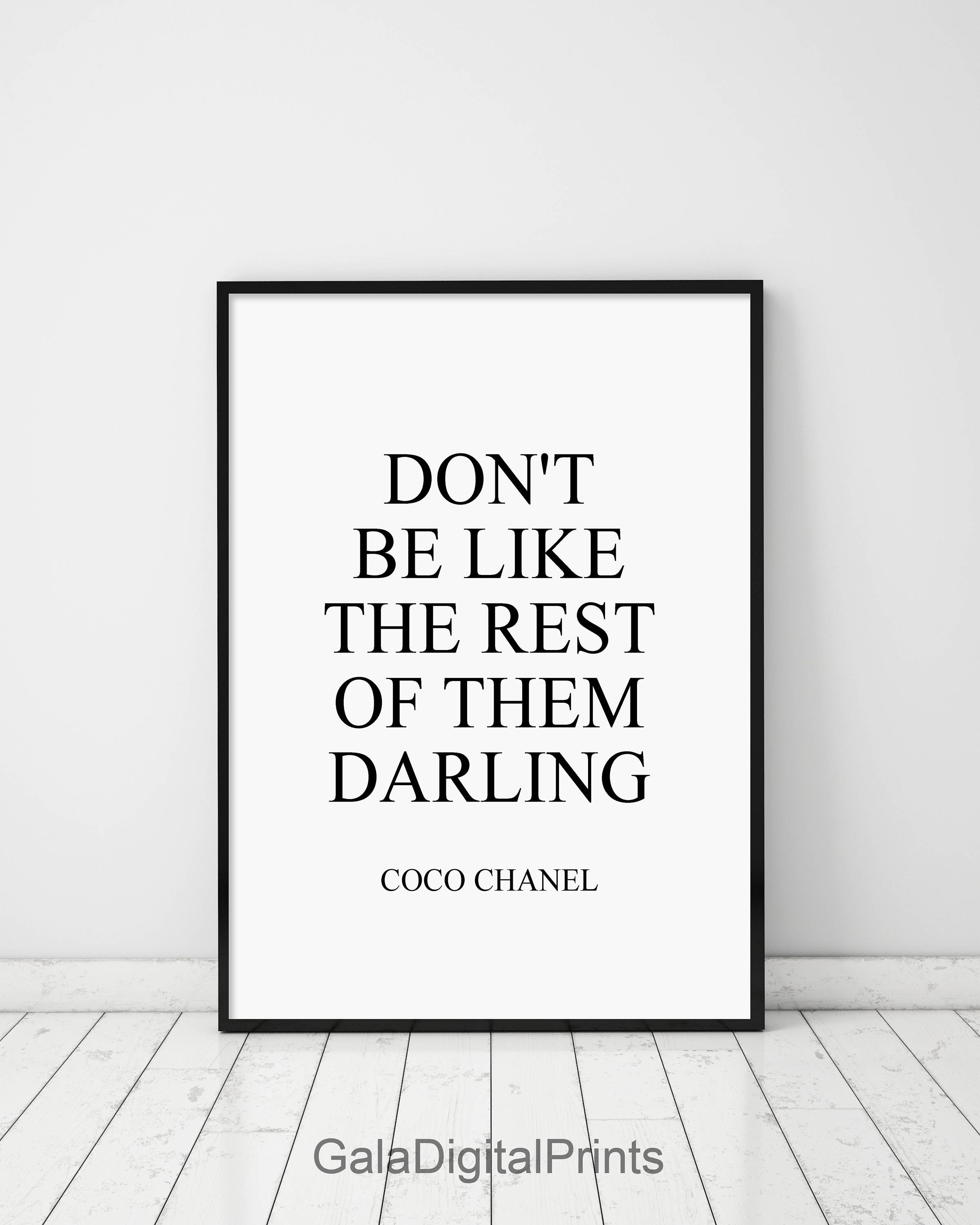 sprüche von coco chanel englisch Photos of Coco Chanel Quotes Framed Wall Art (Showing 19 of 30 Photos) sprüche von coco chanel englisch